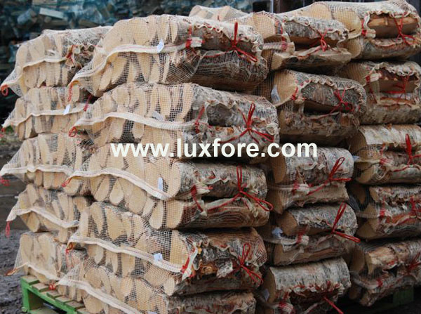 new products new style beauty Firewood Logs Packing - Luxfore